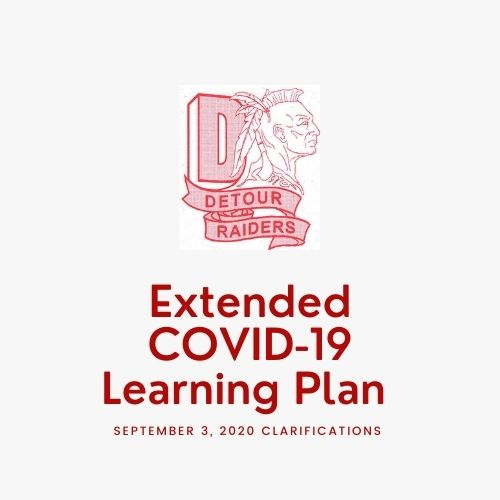 Extended COVID-19 Learning Plan